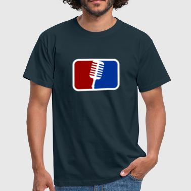 Micro League - Men's T-Shirt