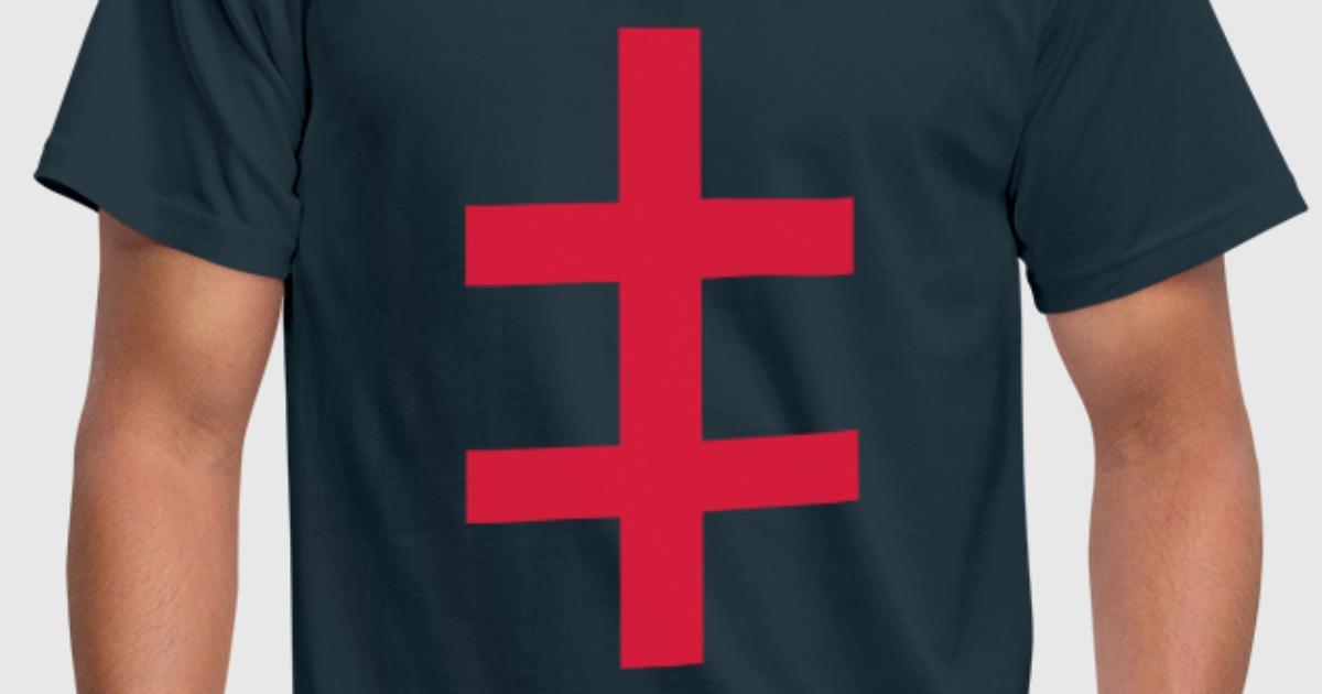 Double Cross By Unadevo Spreadshirt