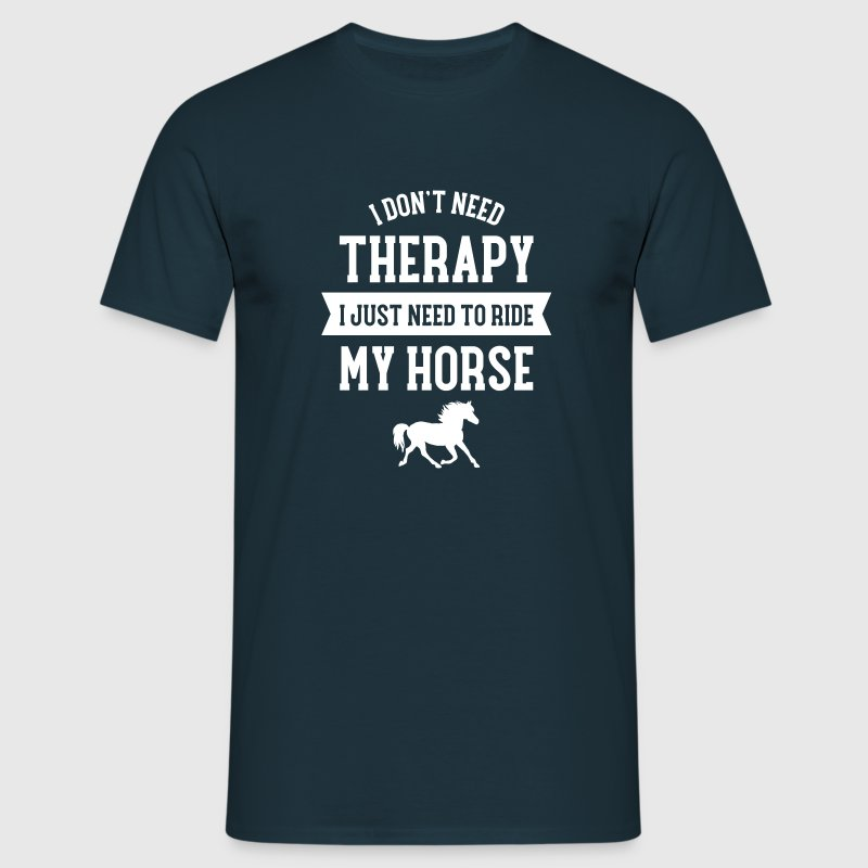 Therapy - Ride My Horse - Herre-T-shirt