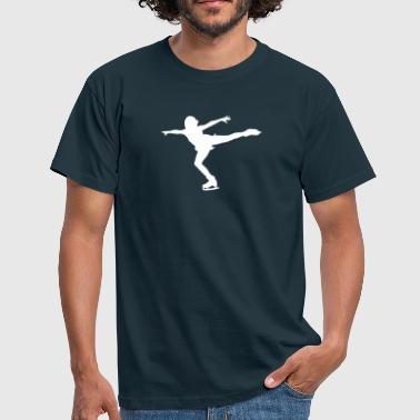 Figure figure skating - Men's T-Shirt