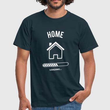 Home Loading - Männer T-Shirt