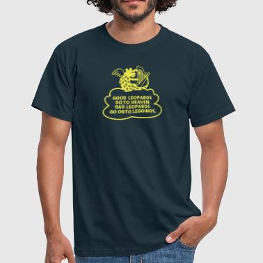 Good leopards - Männer T-Shirt
