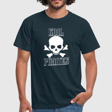 cool pirater m - Herre-T-shirt