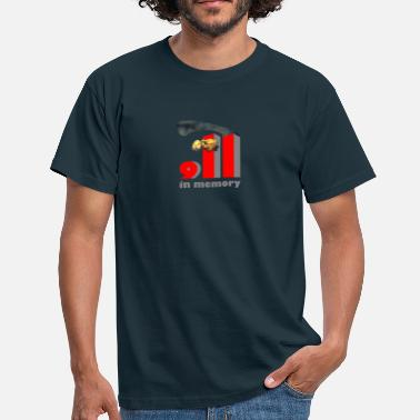 Twin Towers 911b - Männer T-Shirt