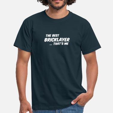 Bricklayer bricklayer - Men's T-Shirt