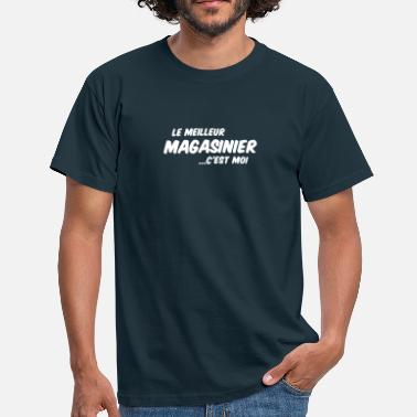 Magasinier magasinier - T-shirt Homme