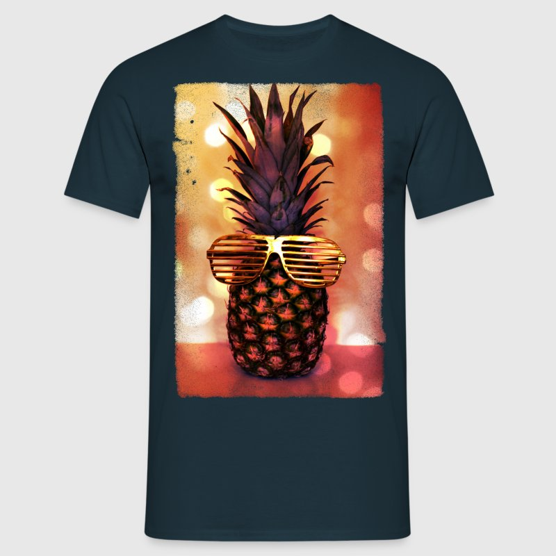 grill glass pineapple - grill brille ananas - Männer T-Shirt