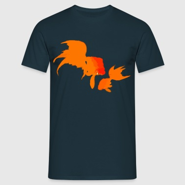 Japanese Gold Fishes - Camiseta hombre