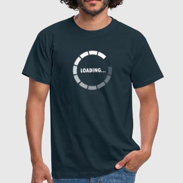 Ajax Loader - loading - waiting - Herre-T-shirt