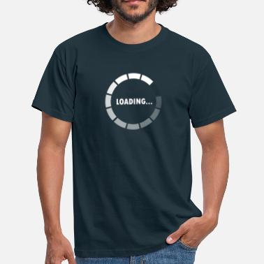 Informatique Ajax Loader - loading - waiting - T-shirt Homme