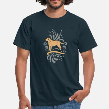 Ornamental Labrador ornamental - Männer T-Shirt