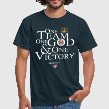 One Team One God USA - T-shirt Homme