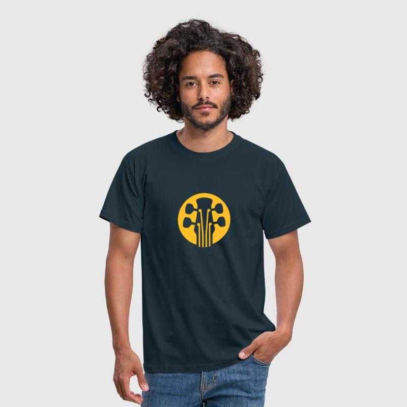 Bass Ukulele - Men's T-Shirt