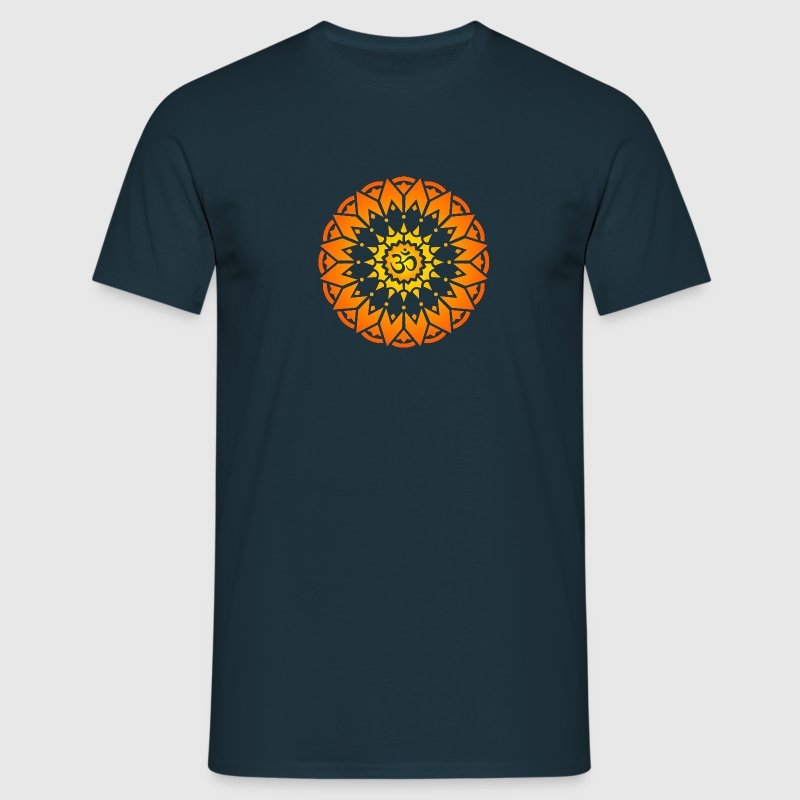 OM Shiva Symbol Hinduism  - Men's T-Shirt