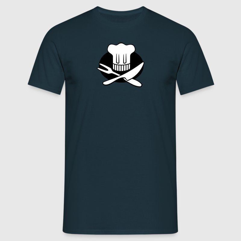 Pirate Chef - Men's T-Shirt