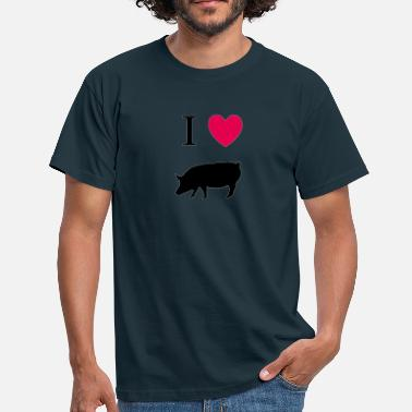 pork - T-shirt Homme