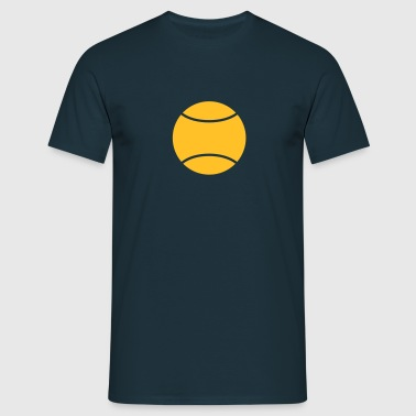 tennisball - Men's T-Shirt
