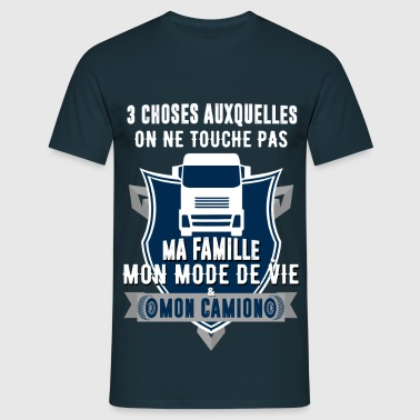 Routier - 3 choses - T-shirt Homme