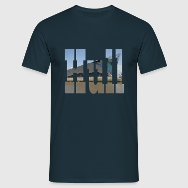 Hull, Yorkshire - Men's T-Shirt
