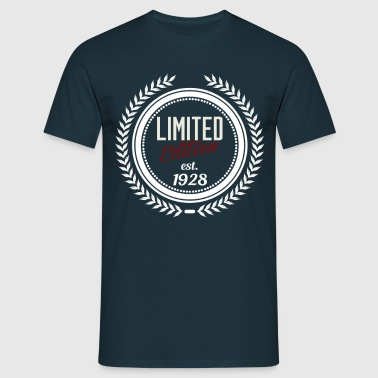 limited edition1928 - Men's T-Shirt