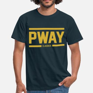 Gold Gang PWAY gold - Men's T-Shirt