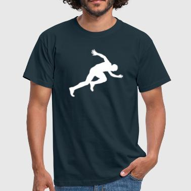 Athletics - Herre-T-shirt