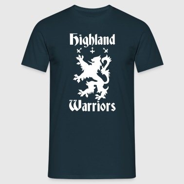 Highland Warriors - Männer T-Shirt