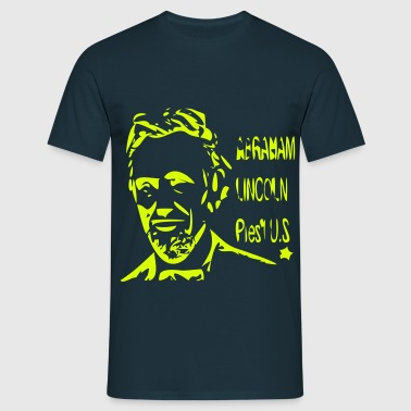 lincoln - T-shirt Homme