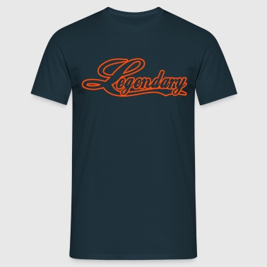 Legendary - Men's T-Shirt