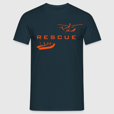 rescue - Men's T-Shirt