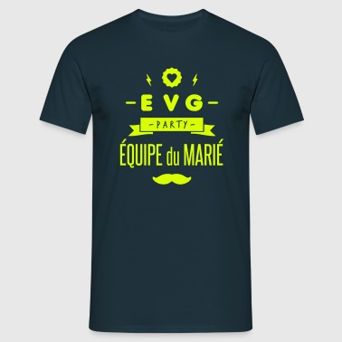 EVG party - T-shirt Homme