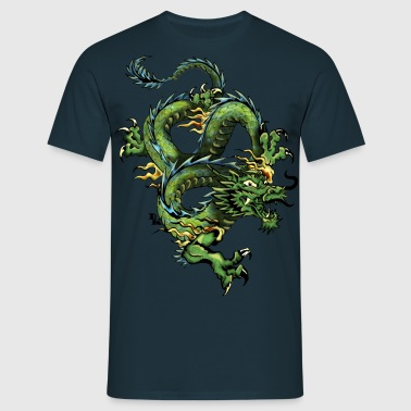 dragon chinois 202 - T-shirt Homme