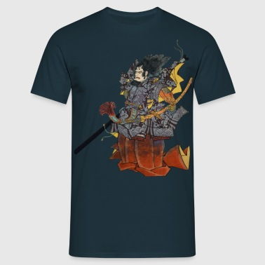 Samurai Warrior 1 - Men's T-Shirt