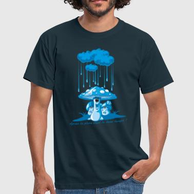 Mushrooms - Männer T-Shirt