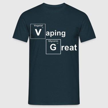Vaping Great - T-shirt Homme