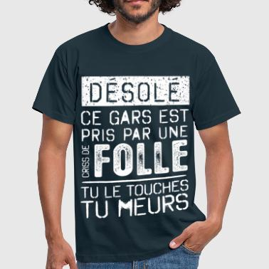 Desole CRISS-DE-FOLLE - T-shirt Homme