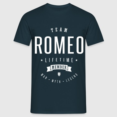 Team Romeo - Men's T-Shirt