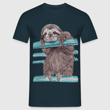 hey mr sloth - T-shirt Homme