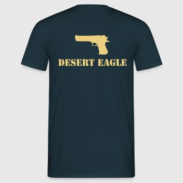 desert_eagle - Men's T-Shirt