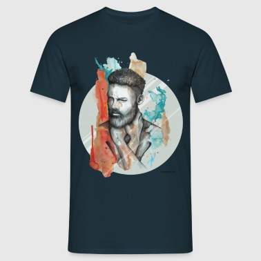 Raphael by carographic - Men's T-Shirt