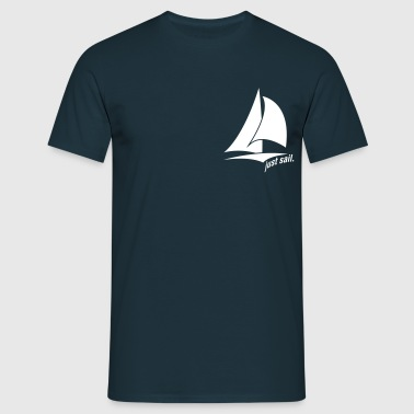 Just Sail. - T-shirt Homme