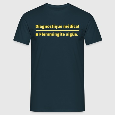 FLEMMINGITE - T-shirt Homme