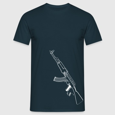 Ak 47 V1 - Men's T-Shirt