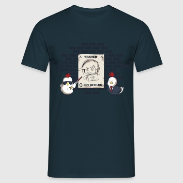 The Legend Of Chicks - T-shirt Homme