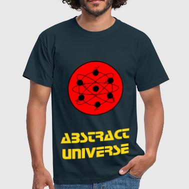 Abstract Universe - Männer T-Shirt