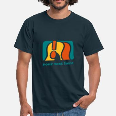 Bluegrass acoustic_guitar - T-shirt Homme