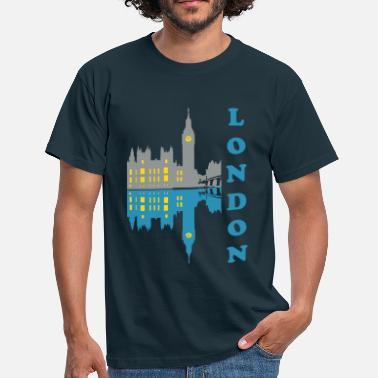 Ben big_ben_1 - Men's T-Shirt