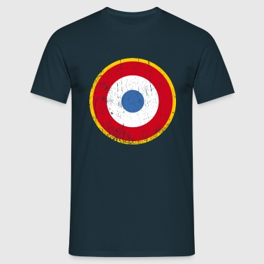 cocarde France the who - les qui - T-shirt Homme