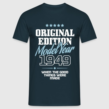 Original Edition - Model Year 1949 - T-shirt Homme