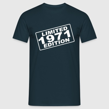year 1971 limited edition - Men's T-Shirt